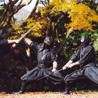 Jalan-jalan ke Kampung Ninja