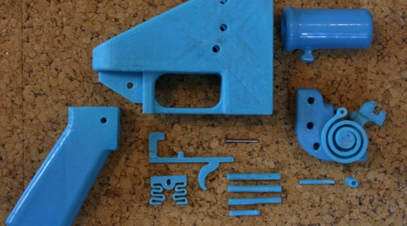 3D gun printing is catching up