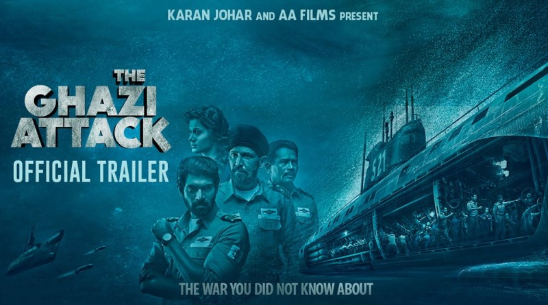 Ashdoc's movie review- The ghazi attack