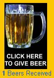 Give a Beer プラグインをサイドバーに設置した