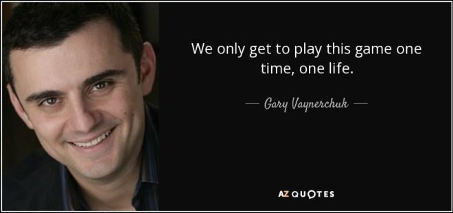 Gary Vaynerchuck Gamification