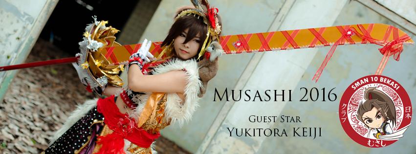 MUSASHI 2 CVR