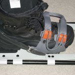 Yukon Charlie's Pro Guide Aluminum Snowshoes - Binding