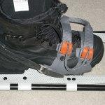 Yukon Charlie's Pro Guide Aluminum Snowshoes - Binding
