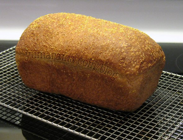 Anadama Loaf