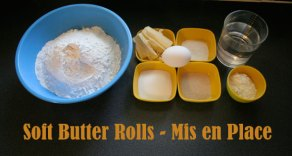 Baking Terms: Mise en Place