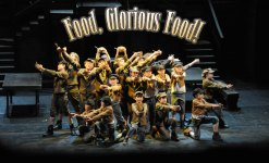 """Food, Glorious Food! from """"Oliver!"""""""