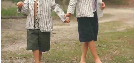 子どもだってきちんとした服