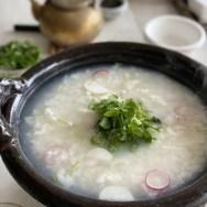 お粥・七草粥・七草粥の作り方。食養生・無尿息災。土鍋