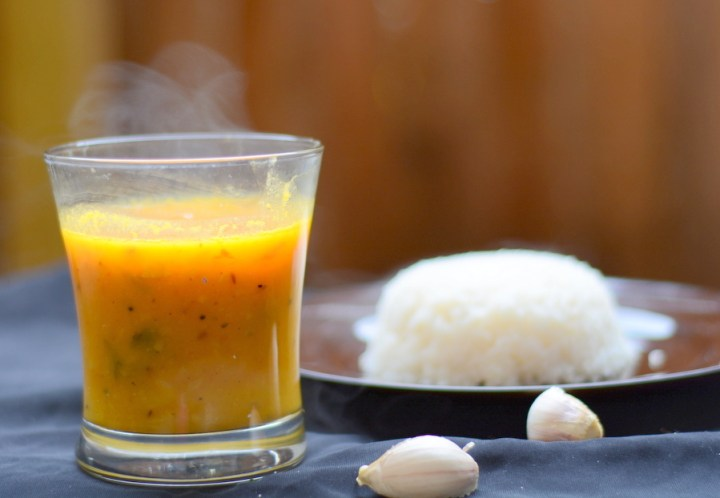Mango Rasam