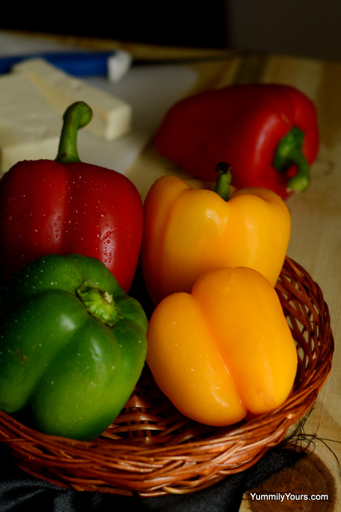Colourful BellPeppers