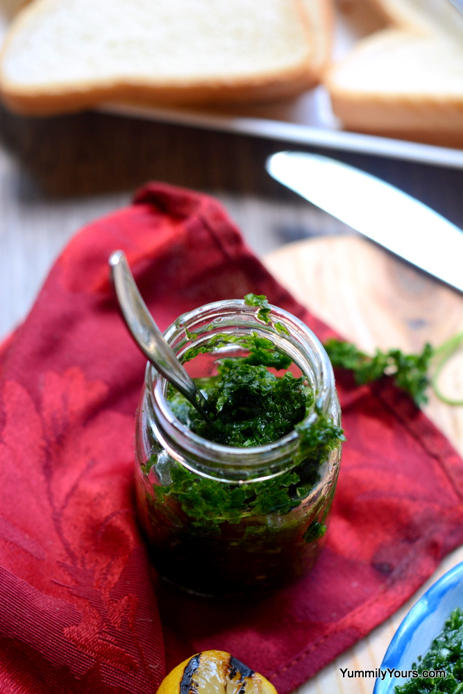 Herb Marinade Recipe