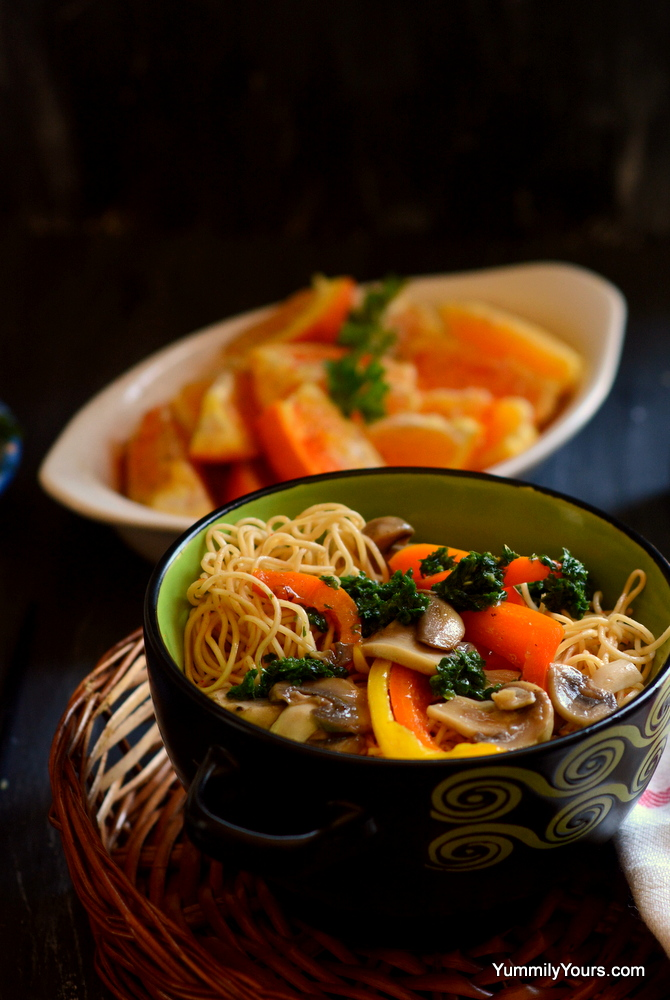 Soy-free noodles recipe