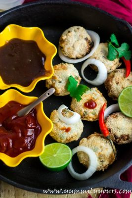 Give a makeover to drab leftover stuffing to these delightful kababs