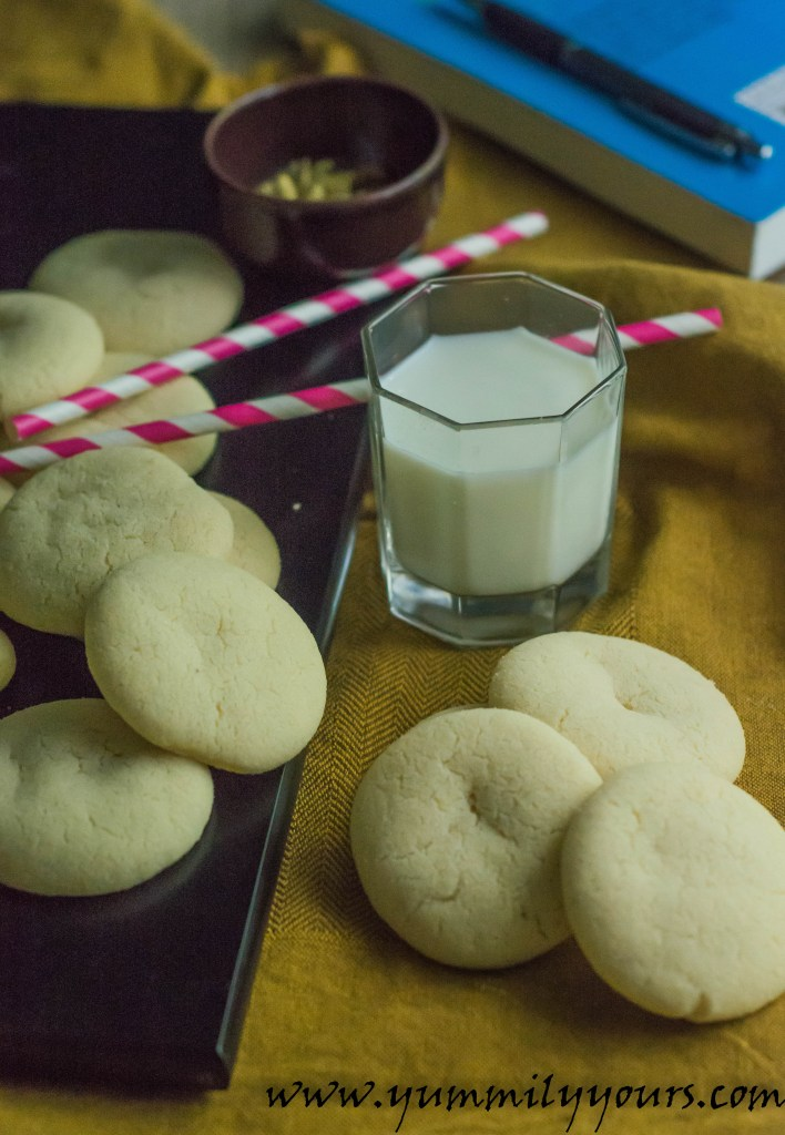 Iyengar bakery's Benne biscuits, Butter cookies from India