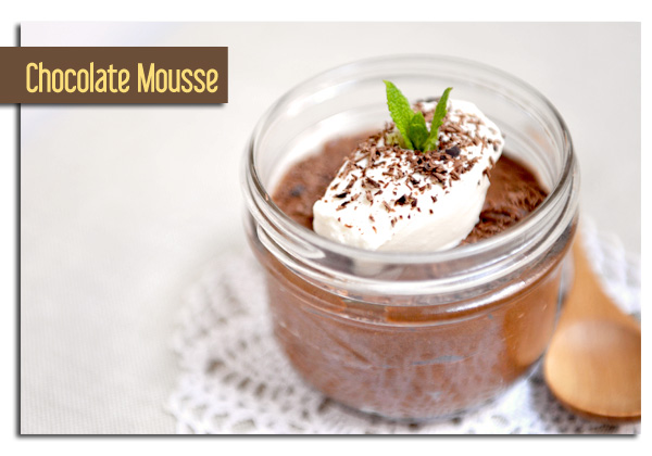 JC100: Chocolate Mousse - Yummy Workshop