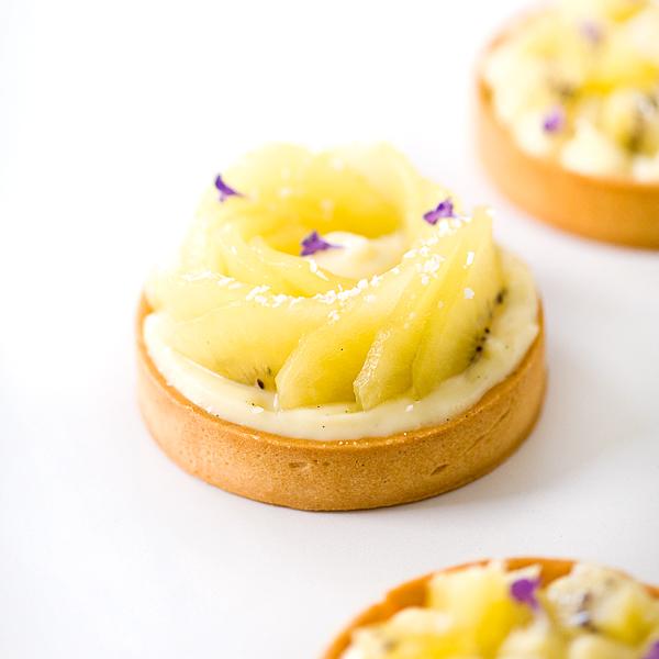 Kiwifruit Tarts
