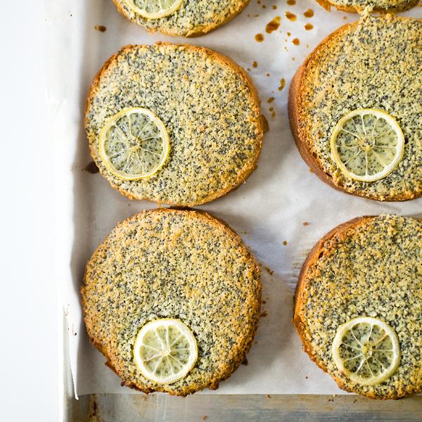 Lemon Poppy Seed Bostock