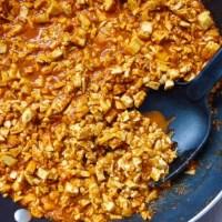 Copycat Chipotle Sofritas Recipe (Spicy Braised Tofu)