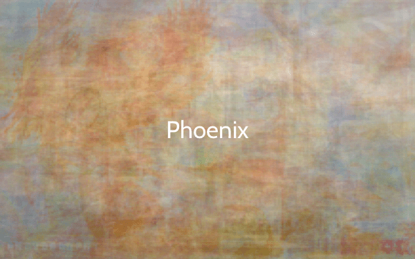 Color of Phoenix The Colour of Cities