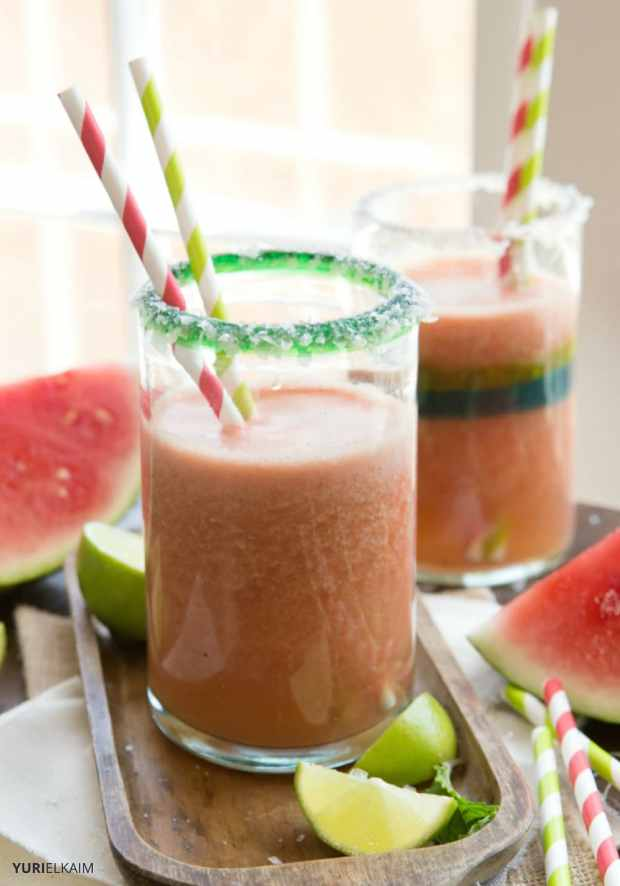 Watermelon Detox Juice