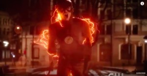 THE FLASH Winter Premiere on The CW