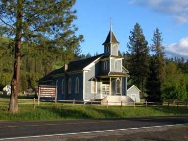 First Indian Presbyterian Church, Kamiah