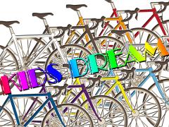 【新商品】「キッズドリーム」子供達に安全で安価なロードバイクを。