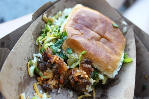 Kogi BBQ Sliders via ZaagiTravel.com