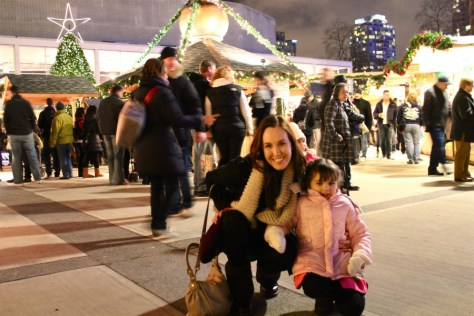 German Vancouver Christmas Market via ZaagiTravel.com
