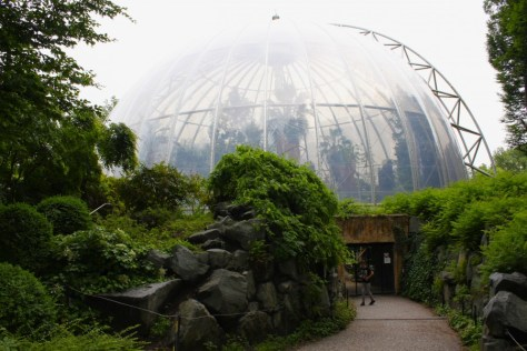Tierpark Hagenbeck Zoo in Hamburg Germany via ZaagiTravel.com