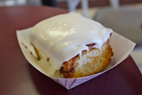 Old West Cinnamon Rolls, Pismo Beach, CA