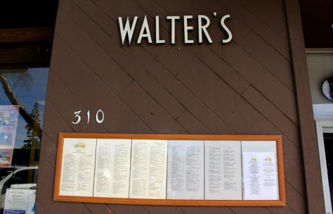 "Walter's Restaurant in the Claremont ""Village"", California via ZaagiTravel.com"