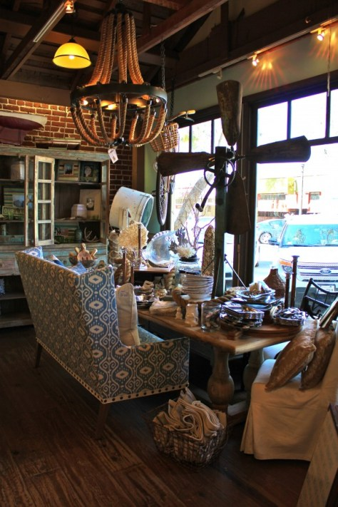 Tuvalu Home Furnishings and Interior Design Shop in Laguna Beach, California via ZaagiTravel.com