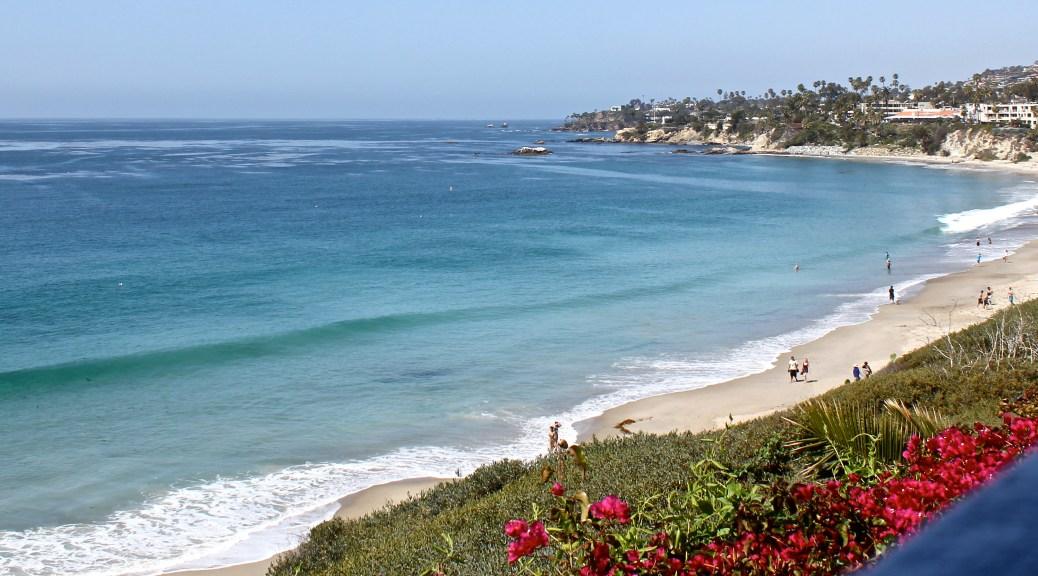 Laguna Beach, Orange County, California, Ocean View via ZaagiTravel.com