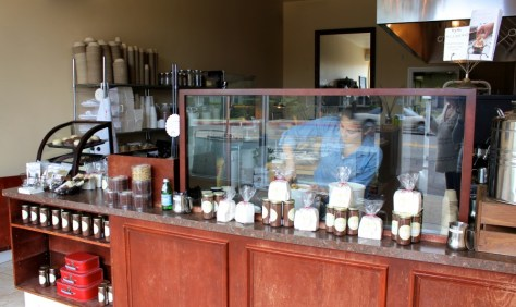 Carmela's Ice Cream Shop in Pasadena, Los Angeles, California via ZaagiTravel.com