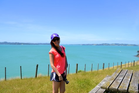 Alexa Rae at Duder Regional Park in New Zealand via ZaagiTravel.com