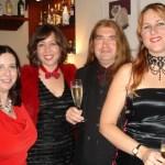 Fiona, Sharon, John & Anita