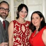 Leigh, Lucie & Fiona
