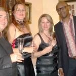 John, Anita, Celia & Errol