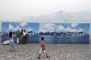 fake Hong Kong