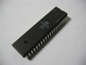 ATmega32 DIP 40-pin package from Atmel