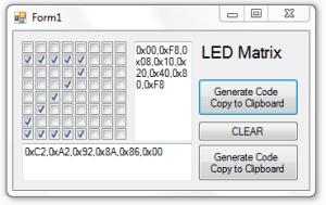 dot-matrix-hex-code-genetaor-app-snapshot
