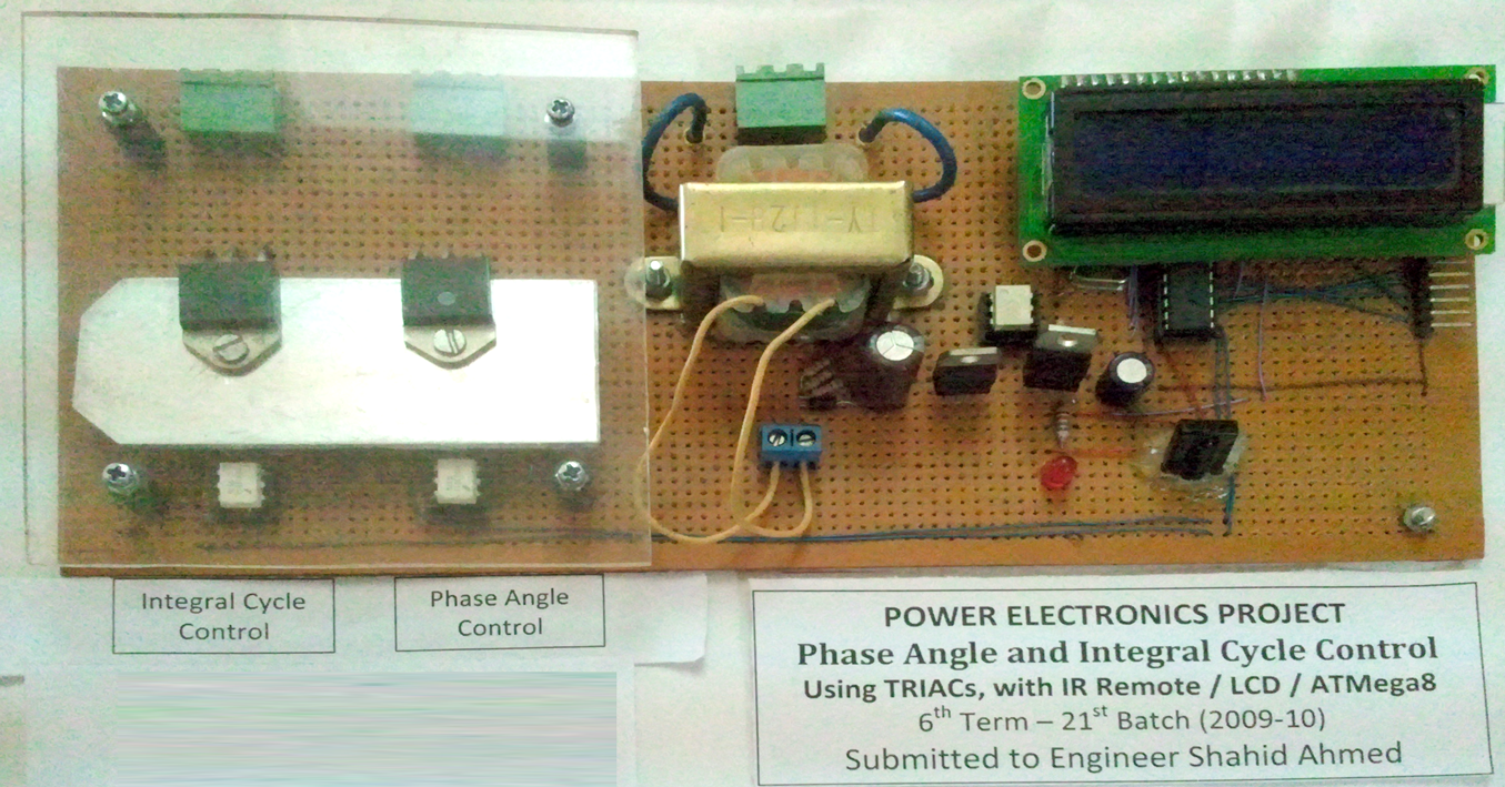 Projects Zaid Pirwani Triac Motor Control Circuit Phase And Integral Cycle Ac Power With Arduino