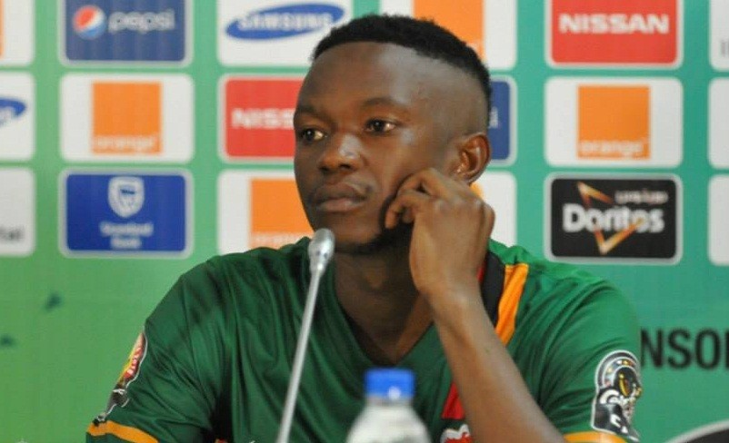 Kalaba: Zambia will give it their best shot
