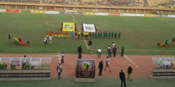 U17 v Guinea