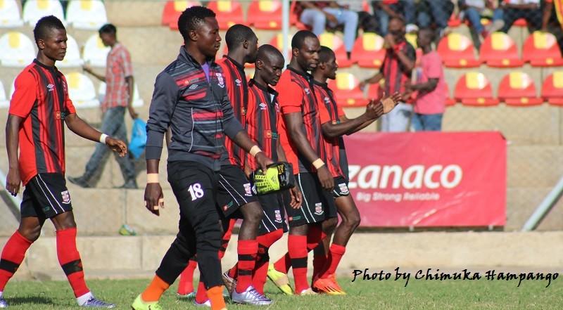 Zanaco go fourth after beating Mufulira Wanderers
