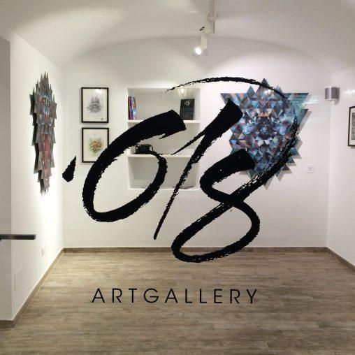 Decostruzioni - Rems182 & Fabio Zanino - 618 Art Gallery 1
