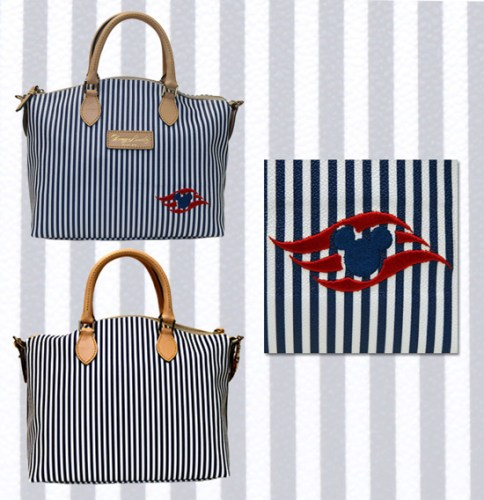 Disney Cruise Line Nautical Dooney and Bourke