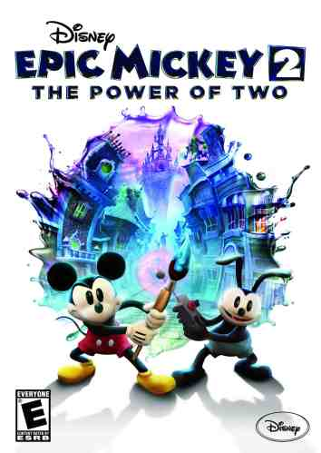 Epic Mickey 2 The Power of Two game giveaway